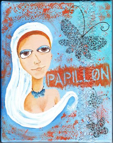 Papillon(Butterfly)