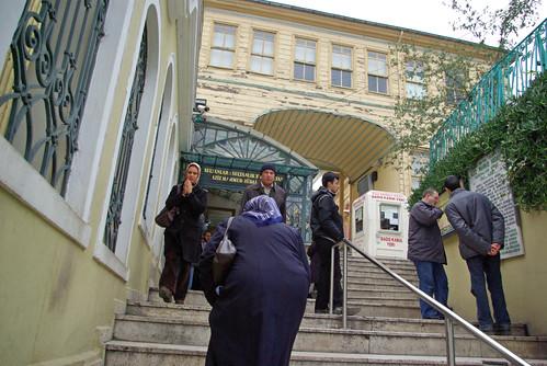 Aziz Mahmud Hüdayi Hazretleri Camii, Üsküdar, İstanbul, Pentax K10d
