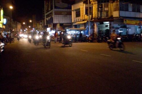 Penang motorcycles