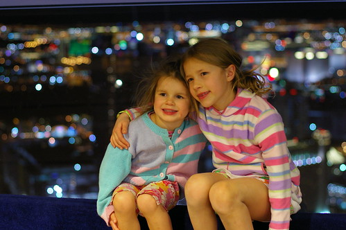 Sisters at night, by Zaui, Flickr
