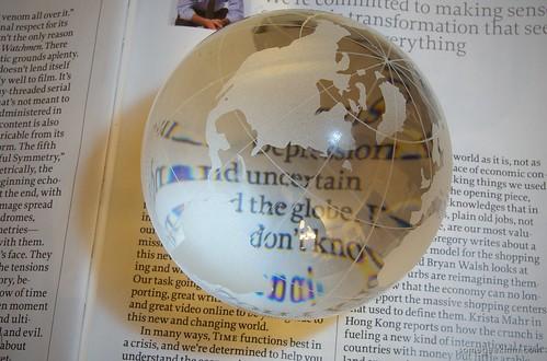 The Globe (78 / 365)