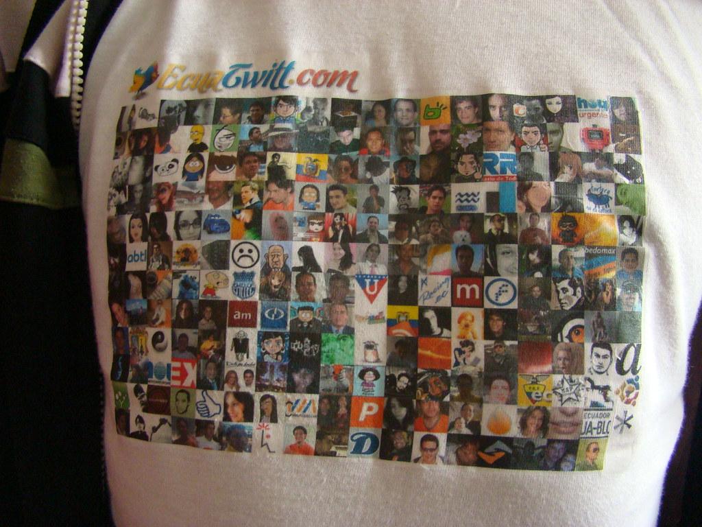 Camiseta EcuaTwitt