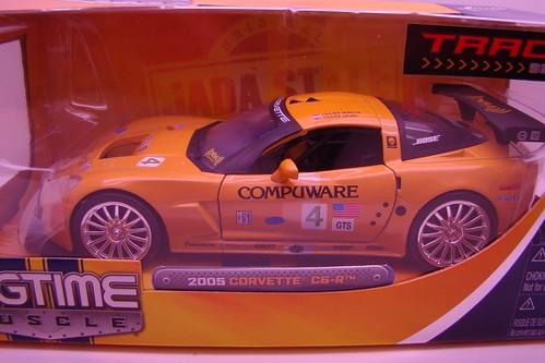 Jada Corvette C6R