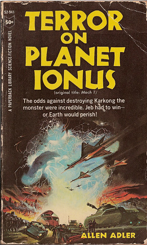 Terror on Planet Ionus (1966)