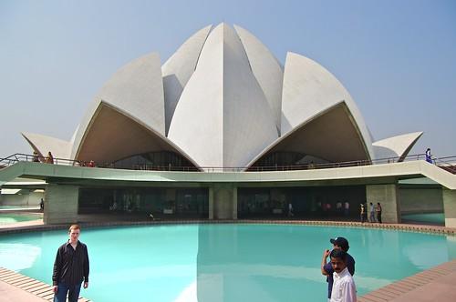 Temple Lotus Baha'i