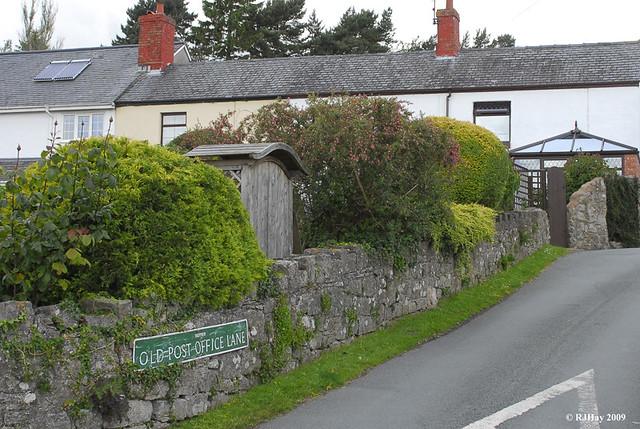 Trefonen - Old Post Office Lane