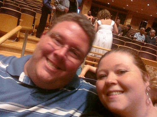 Hubby and Me!