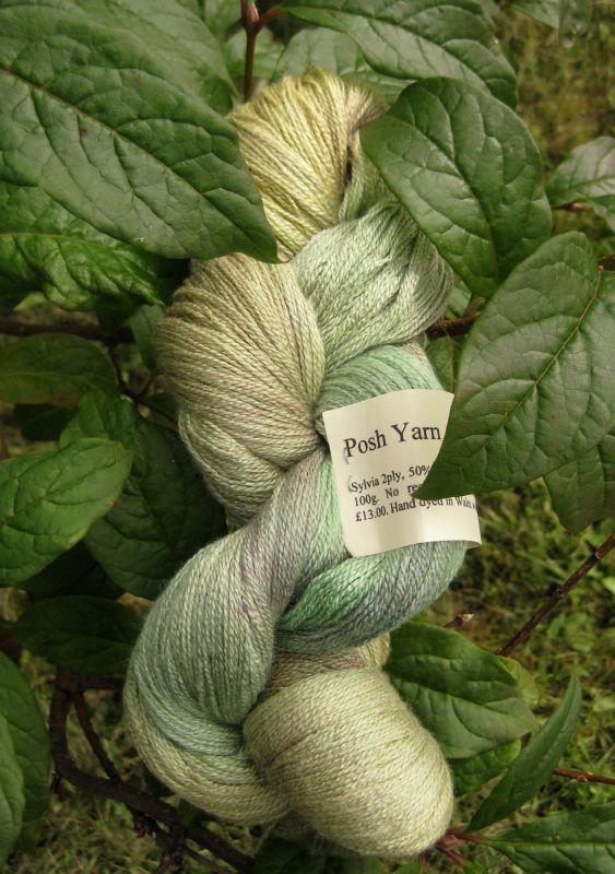 Posh yarn