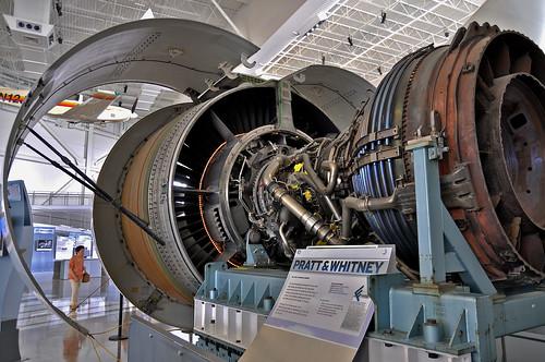 Pratt and Whitney at the Future of Flight