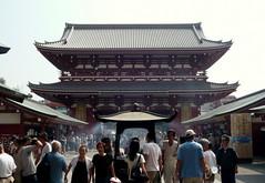Asakusa Buddhist Temple - Gate 4