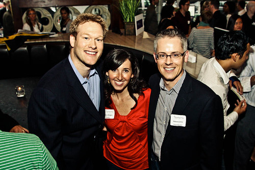 Michael Jonsson, Maura Rodgers, Rob Lewis