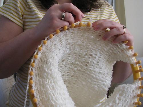 Yellow Week : Knit
