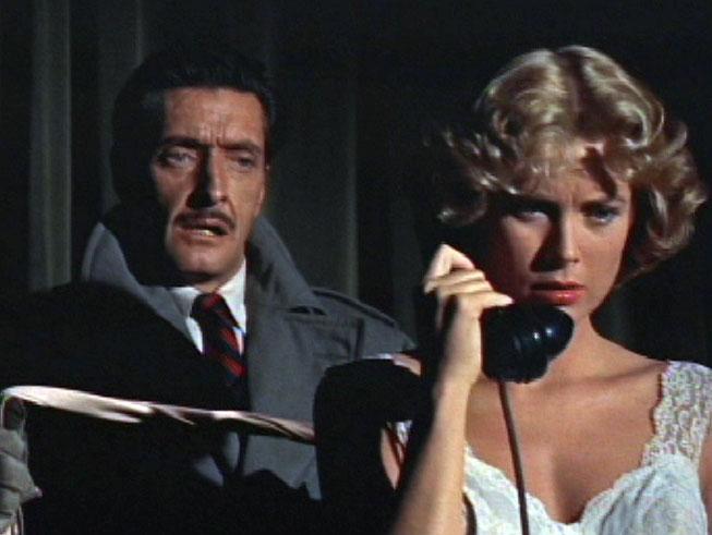 Dial M for Murder, 1954 - Original