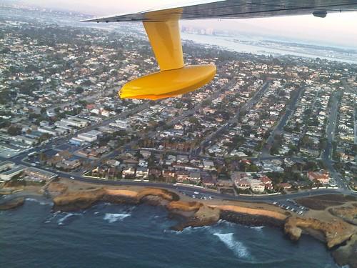 Wifi Grumman Albatross Over San Diego