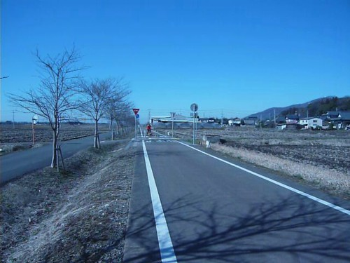 【Movie】Tsukuba Ring-Ring Road