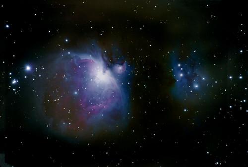 M42-Great Orion Nebula (reprocess)