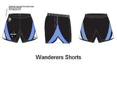 Wanderers Shorts