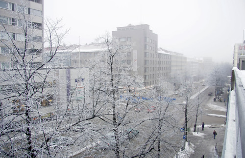 Winter in Lahti