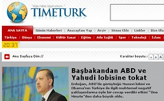 TimeTürk: ABD merkez bankasının sahipleri aynı lobiye yani Musevi Lobisine ait