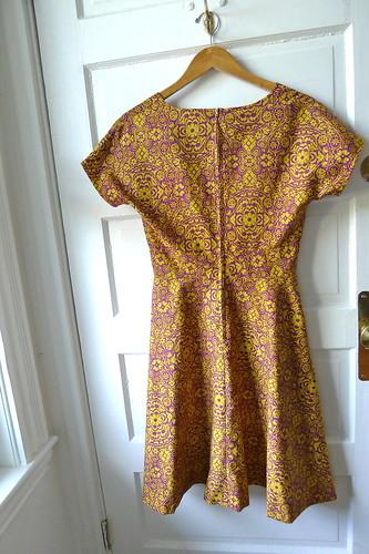 Modern updates for a vintage 1940s dress pattern foxflat s blog