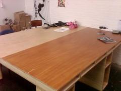 New desk @zxzw