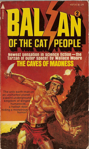 Balzan of the Cat People 2: The Caves of Madness (1975)