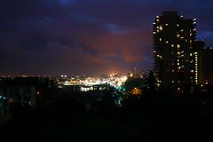 Storm in Edmonton