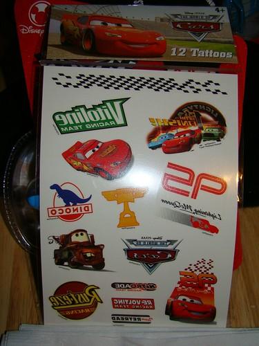 $1 CARS Stuff (2)