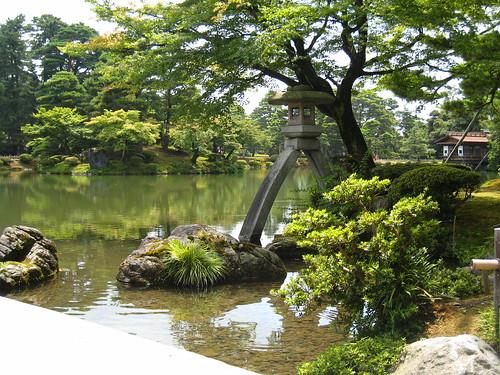 Kanazawa Gardens
