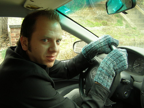 ben's driving mitts