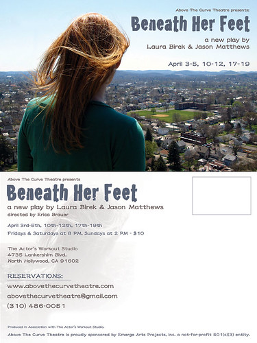 Go see my play!