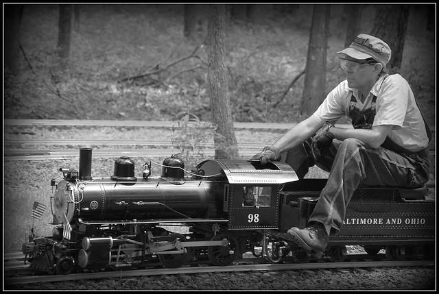 LI Steamer Engine