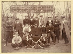 Baseball team, Eymard Seminary, Suffern, N.Y. ...