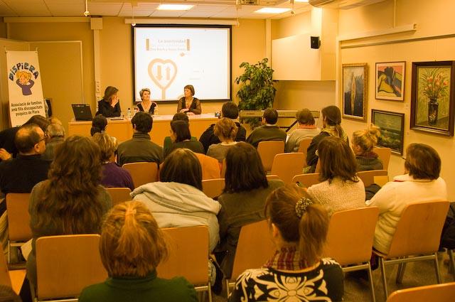 Presentación La asertividad en Piera, enero 2009
