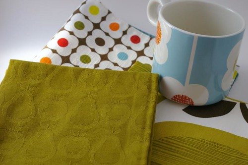 Orla Kiely goodies