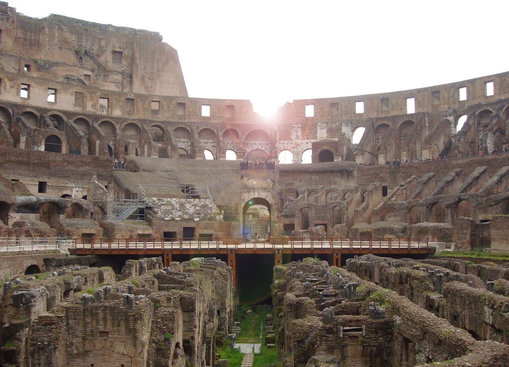 Detalle Coliseo