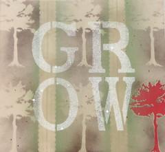 Grow II (25x25)
