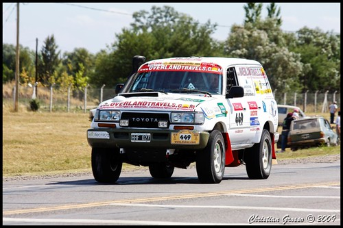 """Dakar 2009 Argentina / Chile • <a style=""""font-size:0.8em;"""" href=""""http://www.flickr.com/photos/20681585@N05/3184084470/"""" target=""""_blank"""">View on Flickr</a>"""