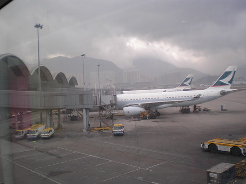 Hong Kong Intl Airport