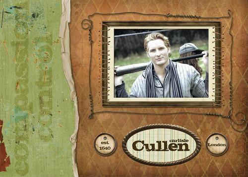 TTIC 25 Carlisle Cullen