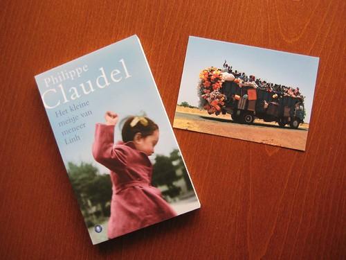 BAFAB book: La petite fille de Monsieur Linh