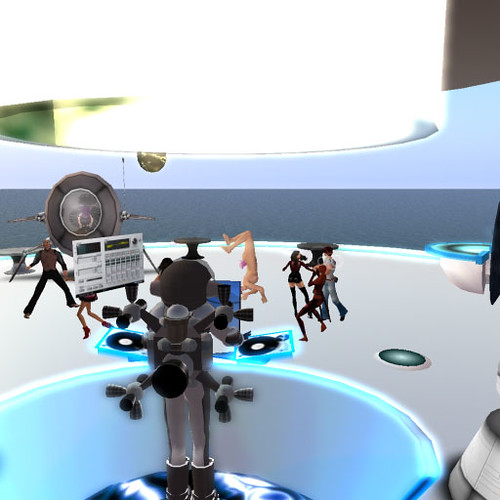 Party at the New Extropia