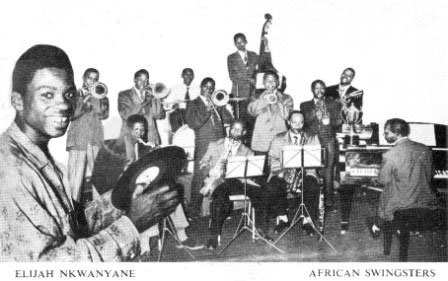 music from Africa binnenkant