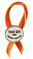 Step UP! ribbon
