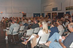 Over 120 attended the South Maui Sustainability Gardening Panel