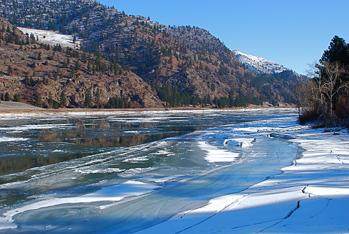 Ice on the Flathead