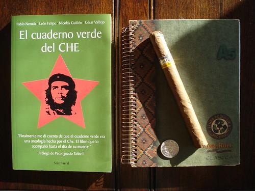 el cuaderno verde del che
