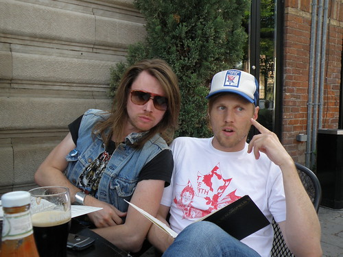 Dave and Ray