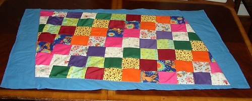 Mikey's blanket 1