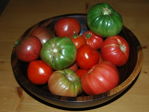 Heirloom Tomato Medly